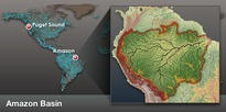Amazon Basin Image